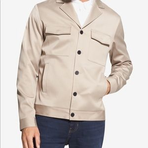 DKNY Mens Casual Classic Fit Basic Jacket